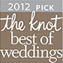 2012 Pick - The Knot Best of Weddings