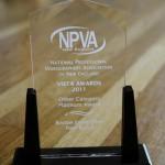 NPVA Vista Platinum 2011